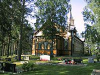 Vilppulan kirkko on yhdistyneen Mänttä-Vilppulan seurakunnan pääkirkko.