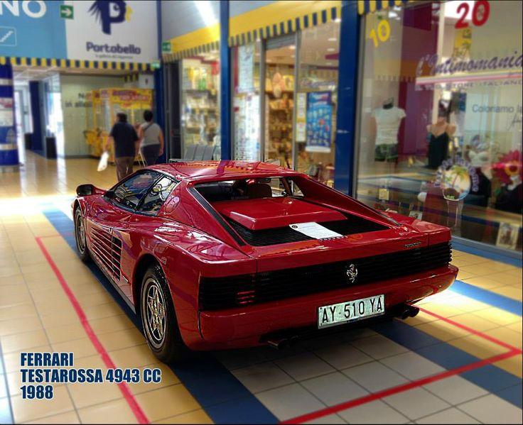 Esposizione auto d'#epoca
