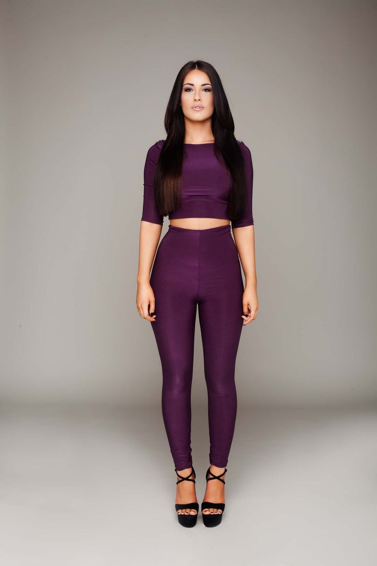 Alice's Boutique :: High Waisted Leggings