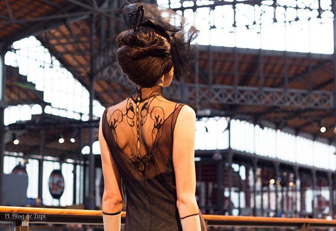 080 Barcelona Fashion 28/01/2014  www.nataliecapell.com http://elblogdelupi.com/moda/080-bcn-fashion-2014-natalie-capell