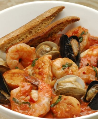 Shrimp Recipe To Compliment Crab Cakes