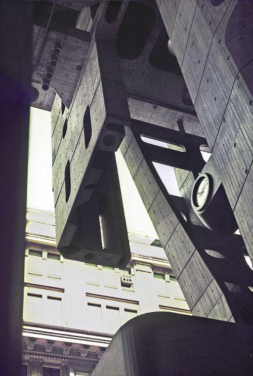 Clorindo Testa, Bank of London, Buenos Aires, Argentina, 1959-1966