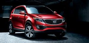 "Kia Sportage Named a USAA ""Best Value"" in the Small SUV Class"