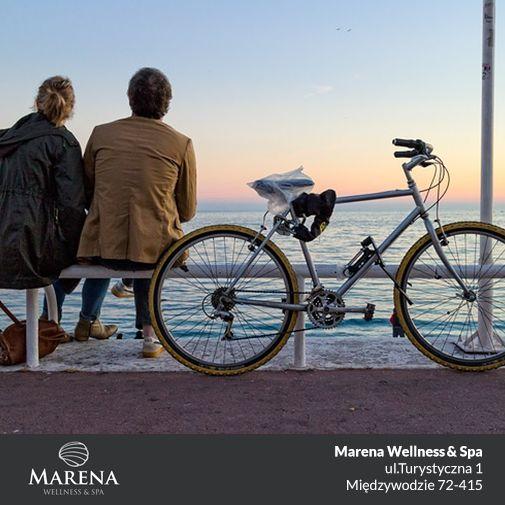 Sezon rowerowy uważamy za oficjalnie rozpoczęty! #Marena #weekend #aktywnie #nadmorzem