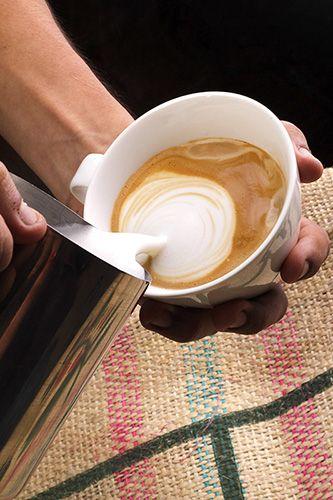 Coffee , Capuchino
