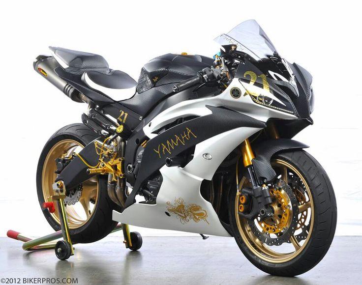 Yamaha - beautiful bike