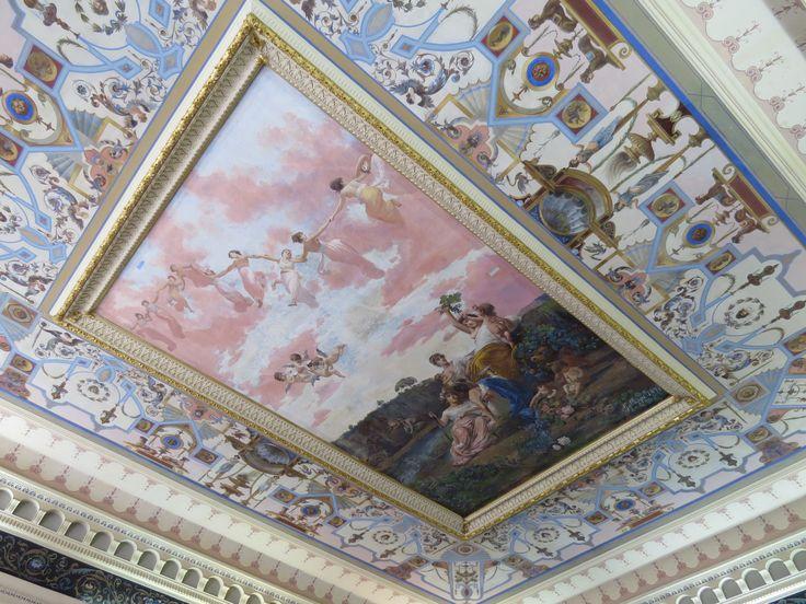 Achilleion's Palace, Corfu.