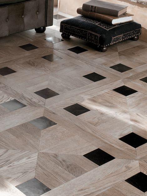 Accent Wood Flooring | Notapaperhouse.com magazine