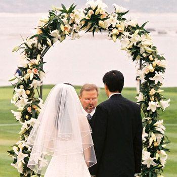 Ceremonia al aire libre/ SANDRA & VERONICA WEDDING PLANNERS