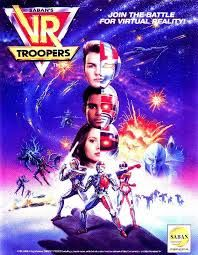 vr troopers....a power rangers spin off but i loved it