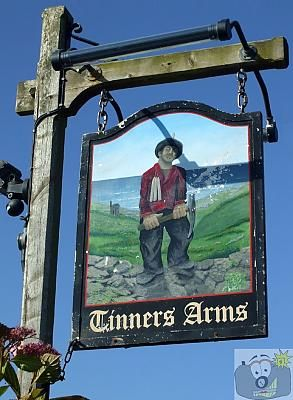 The Tinners Arms, Zennor, Cornwall