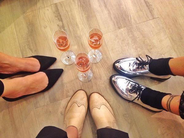 Vibe collection&wine tasting at @ceramichecaesar booth: relax seekers! #selfeet #caesarcersaie #vibe #newCersaie2015