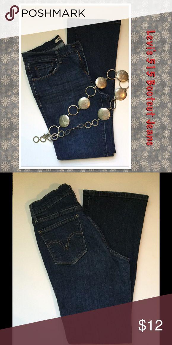 "🎁Pre-Black Friday Sale 🎁Levi's 515 Bootcut Jeans Levi's 515 bootcut jeans, inseam 30"" Levi's Jeans Boot Cut"