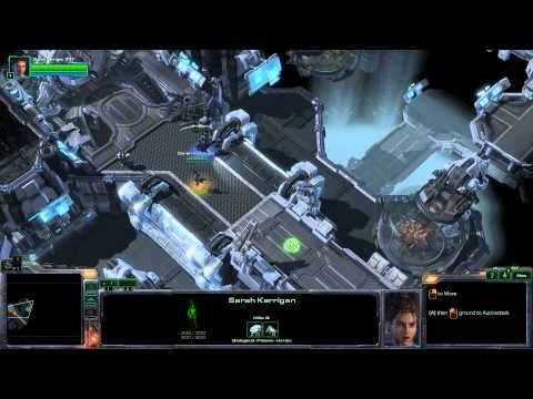 Starcraft 2 Heart of the Swarm PC Review