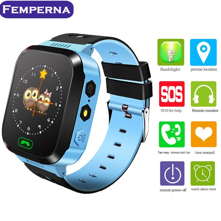 >> Click to Buy << Femperna Q528 Smart Baby Watch Touch Screen 2G GSM GPS Locator Tracker Anti-Lost flashlight SOS kids Smartwatch for android IOS  #Affiliate