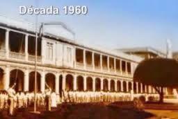 colegio sagrado corazon granada em los 60