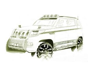 New Mahindra compact SUV to be called TUV3OO, launch in September