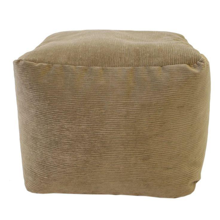 Gold Medal Corduroy Medium Bean Bag Ottoman - 1BF11859102 - Best 25+ Bean Bag Ottoman Ideas On Pinterest Burlap Coffee Bags