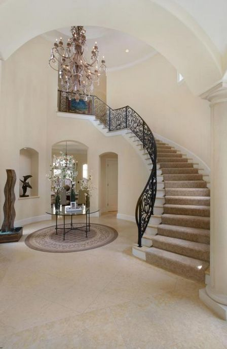 1000 ideas about 2 story foyer on pinterest real for 2 story foyer conversion