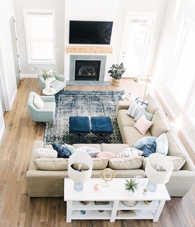 teppich deko f r wohnzimmer. Black Bedroom Furniture Sets. Home Design Ideas