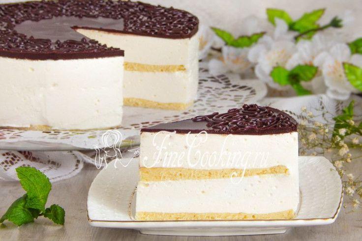 Торт Птичье молоко по ГОСТу - рецепт с фото