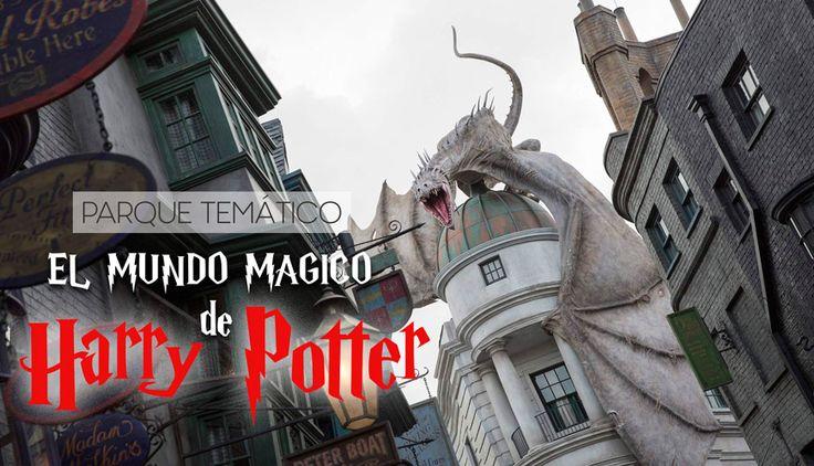 Para todos aquellos que nos gusta el mundo de la magia y que nos hemos criado viendo y leyendo los libros y películas de Harry Potter...