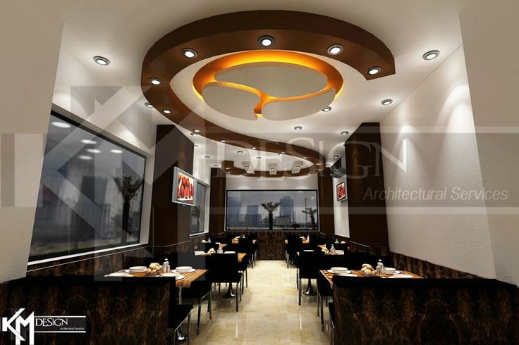 #Restaurant #Hall #Interior #Design #Ideas #Decor #Home #Architecture  #Portfolio | My Interior Work | Pinterest | Hall Interior Design, Interior  Work And ...