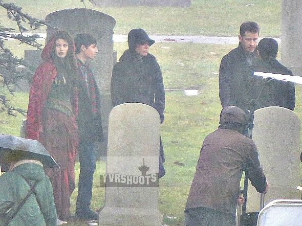 TONIGHT: Ruby (Meghan Ory) in the Underworld on ONCE UPON A TIME's Ruby Slippers | yvrshoots