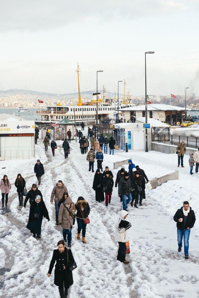 Eminonu, Istanbul, Turkey - أمين اونو، اسطنبول