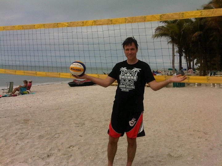 Alex in Florida Feb/2013. He and Freddy ready to take on any challengers!