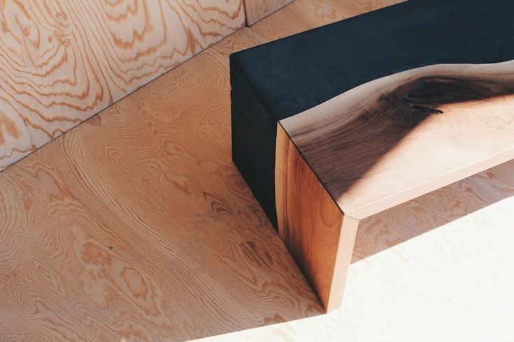 Best 25 concrete coffee table ideas on pinterest making concrete countertops outdoor Concrete and wood furniture