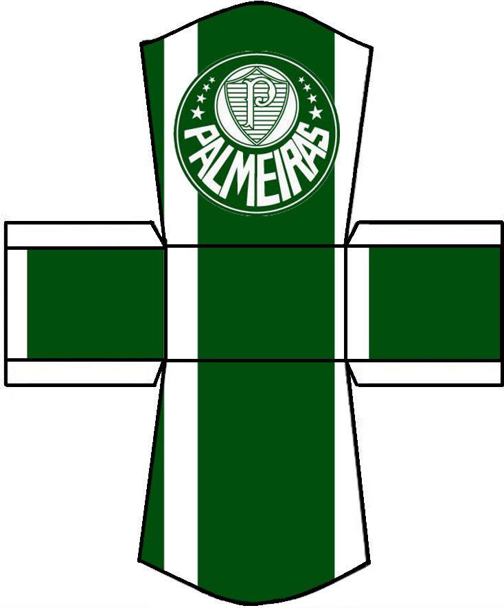 Kit personalizado para festas Futebol (Palmeiras)