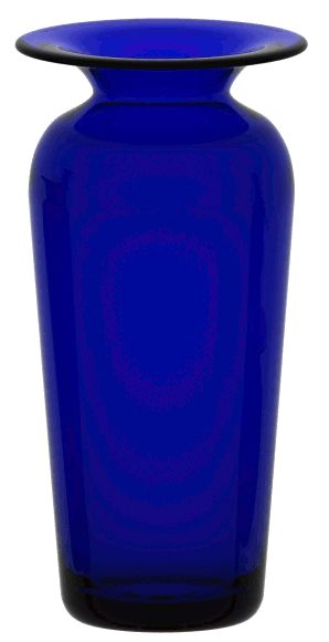 Image result for cobalt blue glass vases england