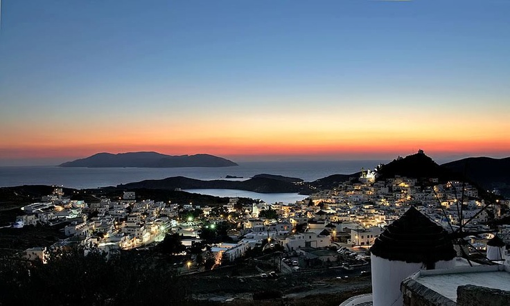 Ios island, Cyclades by Stavros Oldjohn