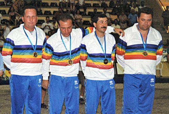 Championnats du Monde 1998 à Maspalomas (Espagne)