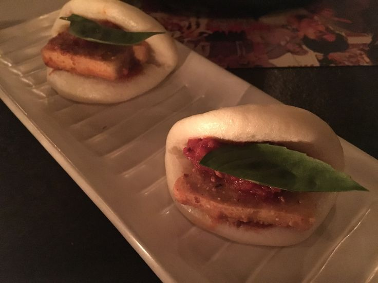 Five Spiced Tofu Baos at LONgTIME in Brisbane Australia FoodWaterShoes