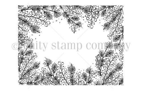 Yuletide {border backgrounds}   Unity Stamps   Unity stamps