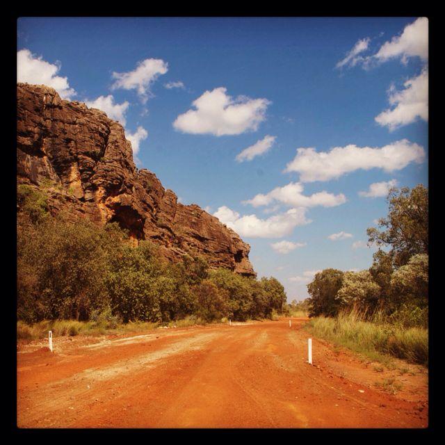 Gibb river road, the Kimberley wa