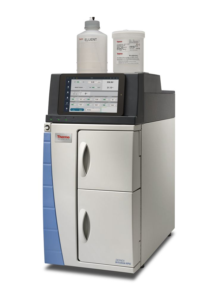 New High-Pressure Ion Chromatography (HPIC) System Delivers New Levels of Simplicity and Flexibility