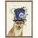 Fancy Fox Art