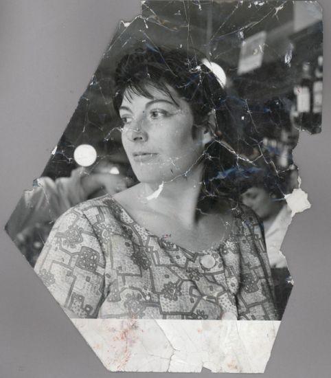 Henrietta Moraes, circa 1961. Photograph by John Deakin . Collection Hugh Lane Gallery © The Estate of Francis Bacon