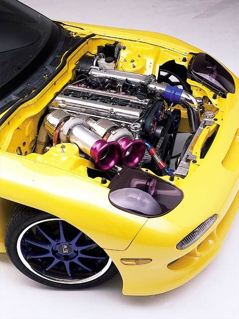 twin turbo 2jz in rx7 fd 0 engines  pure power pinterest rx7  twin turbo and twins fd rx7 wiring harness diagram fd rx7 wiring harness removal
