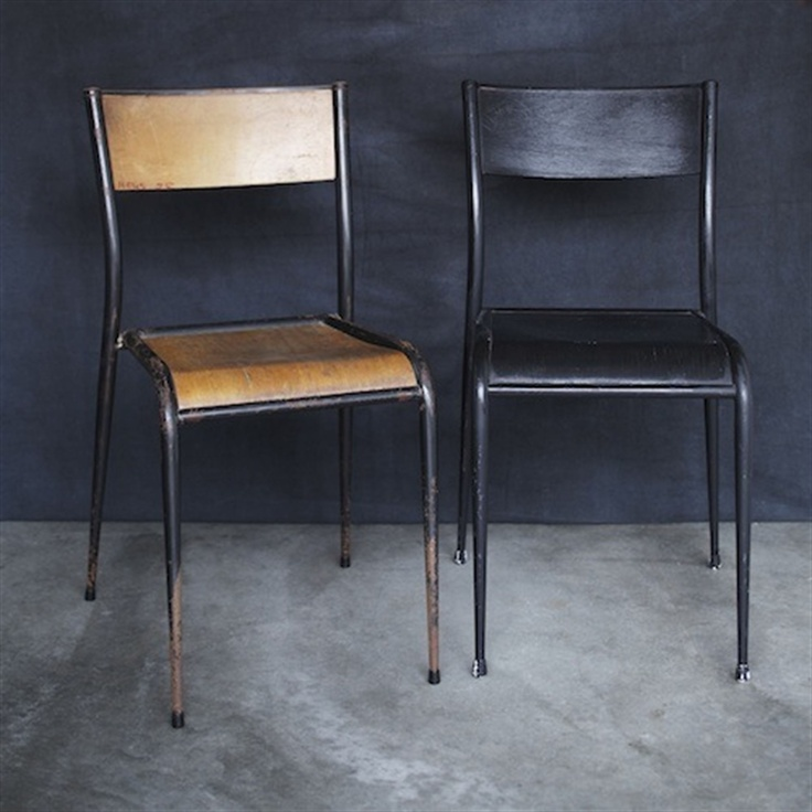 Greenhouse Design Studio  vintage schoolhouse chair49 best dining chair images on Pinterest   Dining chairs  Chairs  . Schoolhouse Dining Chairs. Home Design Ideas