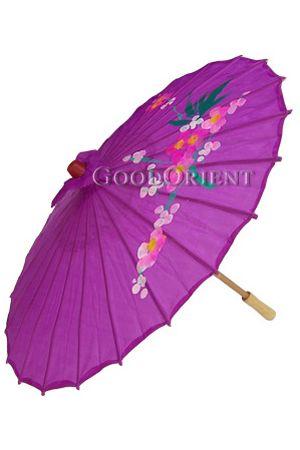 purple Umbrellas | view detailed image 1 888 226 4088 support department @ goodorient com