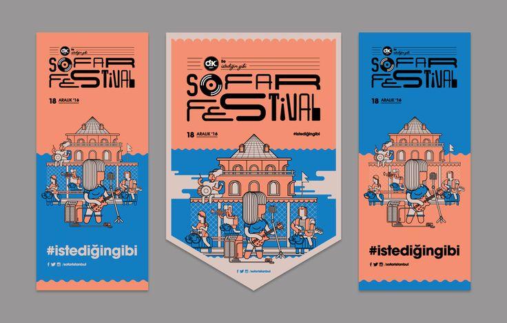 Echa un vistazo a este proyecto @Behance: \u201cSofar Festival'16\u201d https://www.behance.net/gallery/46153513/Sofar-Festival16