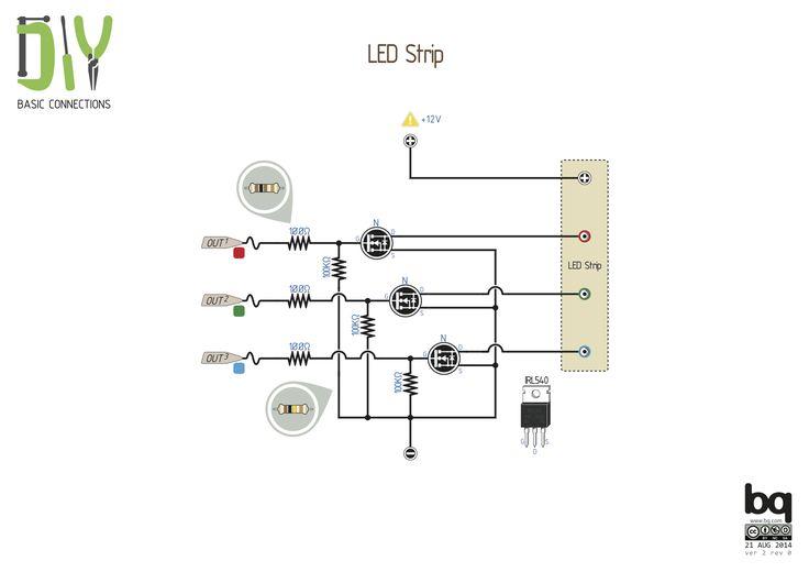 Выбор транзисторов для коммутации тока 2-3А при напряжении 12 вольт (светодидные RGB ленты)   Аппаратная платформа Arduino