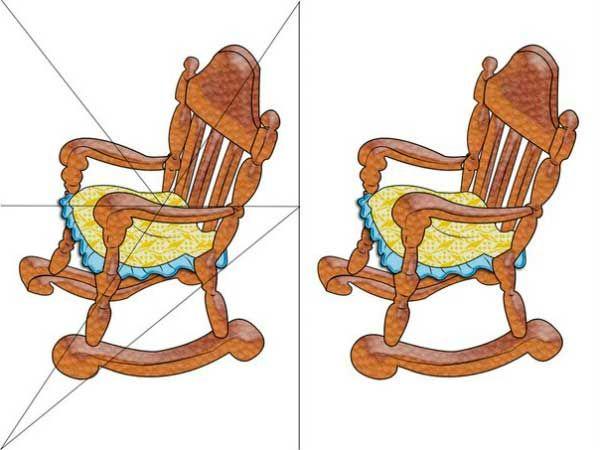 Дидактическая игра мебель в картинках, анимация
