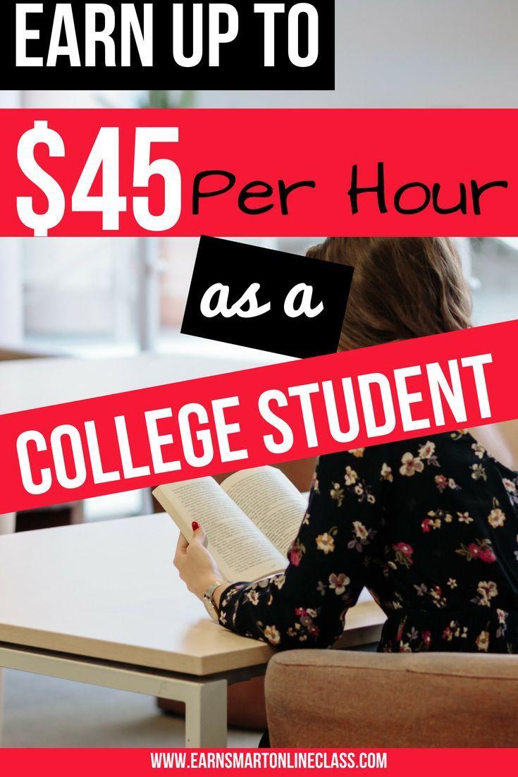 20 Best Online Jobs For College Students Student Jobs Online