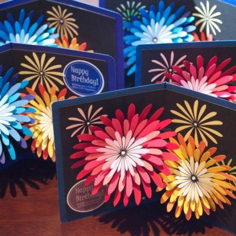 目次1 夏にピッタリなポップアップカードを作ろう♪2 ひまわり色で夏らしく♪3 暑中見舞いカードにも♪4 花火をモチーフに♪5 大きなひまわりを♪6 無料型紙を活用しよう♪7 型紙がなくても作れちゃう♪8 大好きなディズニーモチーフで…♪9...