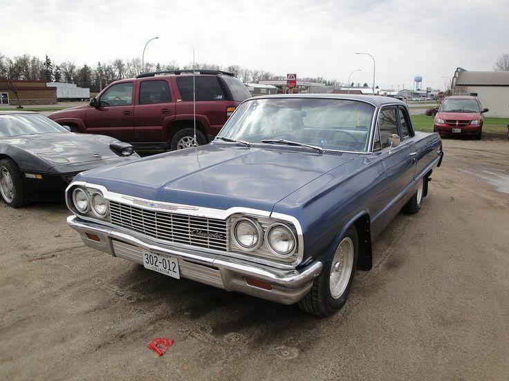 1964 - Chevrolet Biscayne - 2 - front side